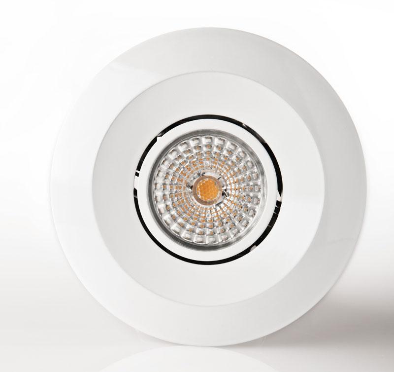 Luxstream_Crystal_LED-Downlight_11_Watt_weiss_Frontansicht