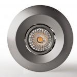 Luxstream_Crystal_LED-Downlight_11_watt_anthrazit_Frontansicht